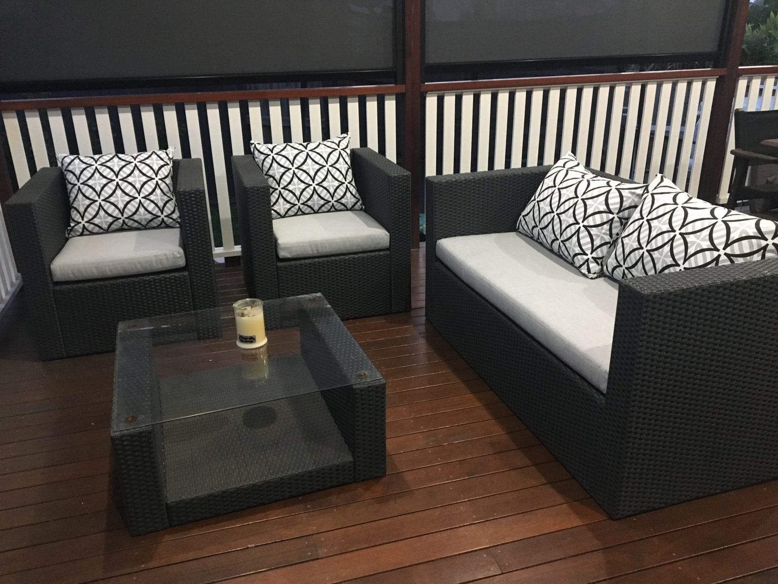 outdoor furniture cushions Australia