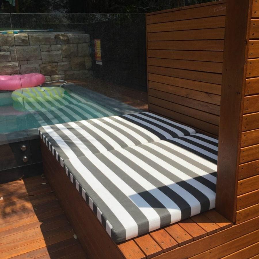outdoor chair cushions Brisbane