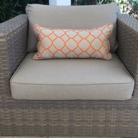 outdoor seat cushions northern beaches