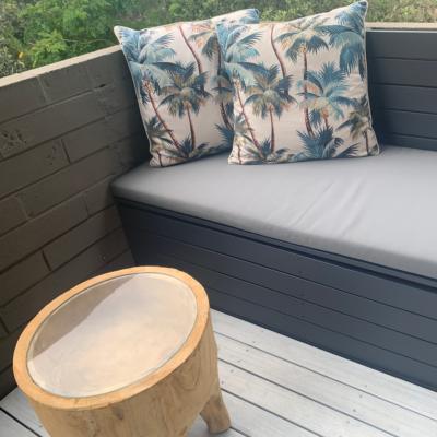 Outdoor Bench Cushions brisbane