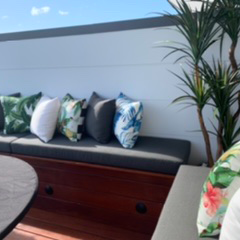 Custom made outdoor cushions Australia
