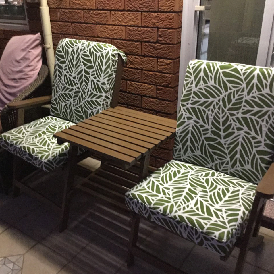 Cushions for Outdoor Chairs Sydney