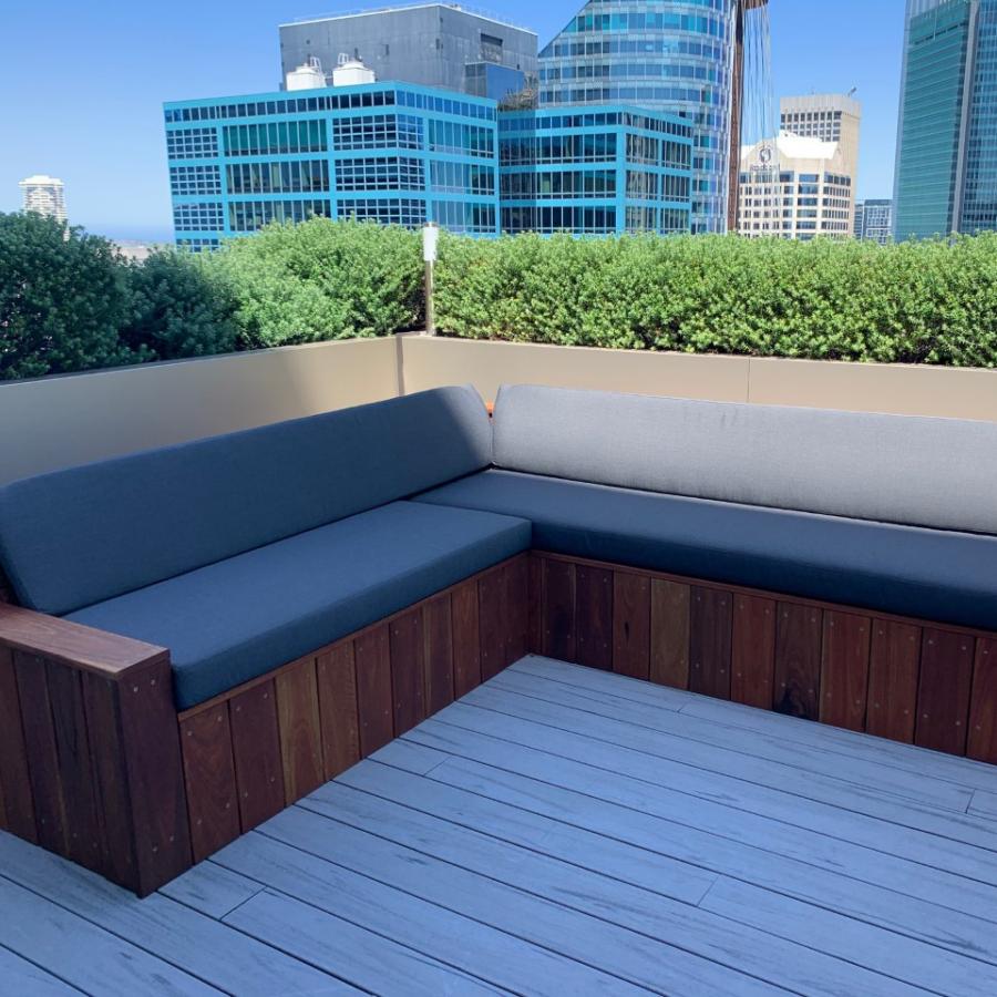Custom made outdoor cushions perth